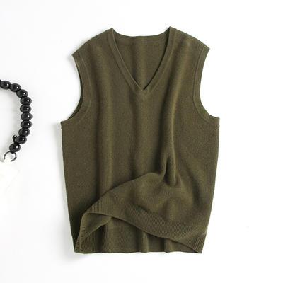 Custom Vest Knit Sweater