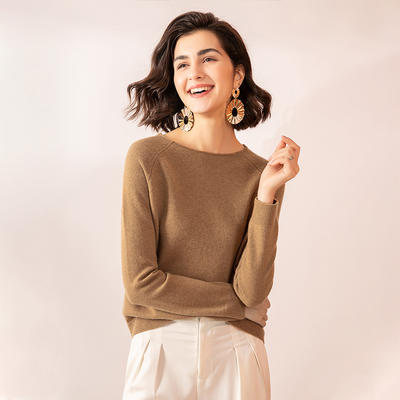 Cashmere Sweater Tops for Women
